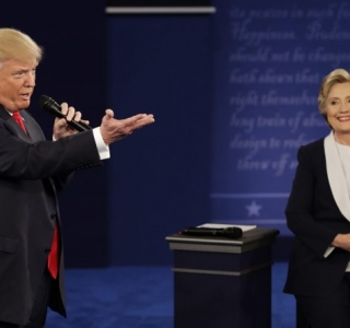 As frases mais marcantes do 2º debate entre Hillary e Trump