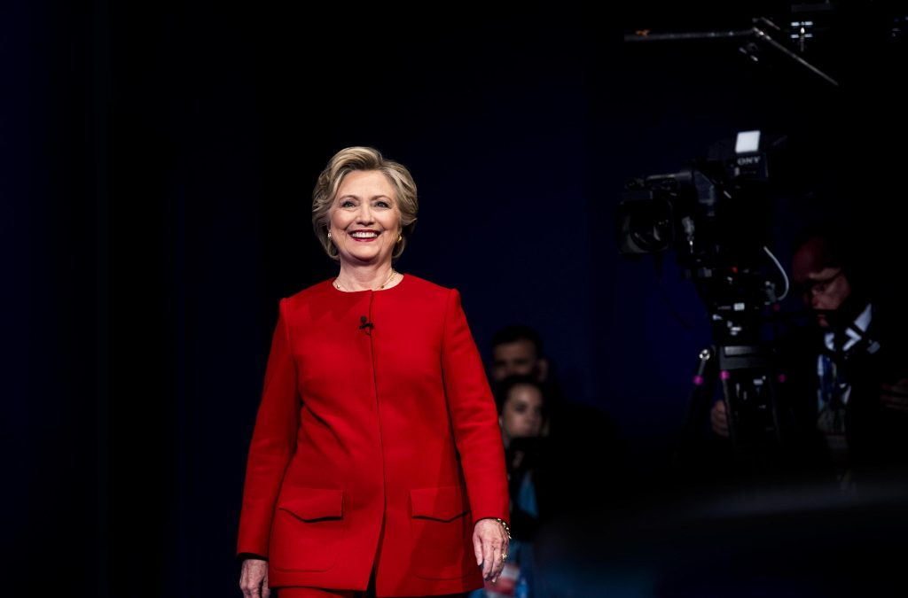 Candidata democrata à presidência dos EUA, Hillary Clinton (Foto: Melina Mara / The Washington Post)