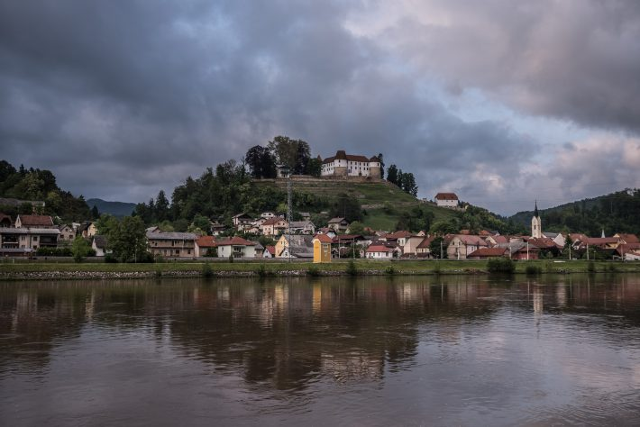 A view of Sevnica, the Slovenian town of 4,500 where Melania Trump grew up, May 15, 2016. Growing up under a Communist regime, Trump showed a determination to move ahead in the world. On July 18, she is to address millions of Americans in a televised speech at the Republican National Convention in Cleveland. (Sergey Ponomarev/The New York Times)