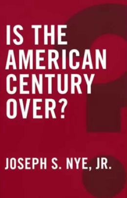 The American Century Over? cover