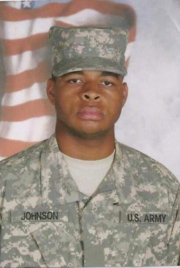 This undated handout photo shows Micah Xavier Johnson. Police on July 8, 2016 confirmed the gunman who killed five officers in an ambush in Dallas was a 25-year-old named Micah Johnson, an Army veteran and reported